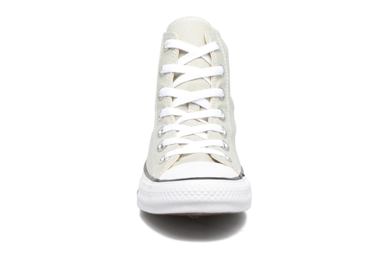 Sneakers Converse Chuck Taylor All Star Hi W Beige bild av skorna på