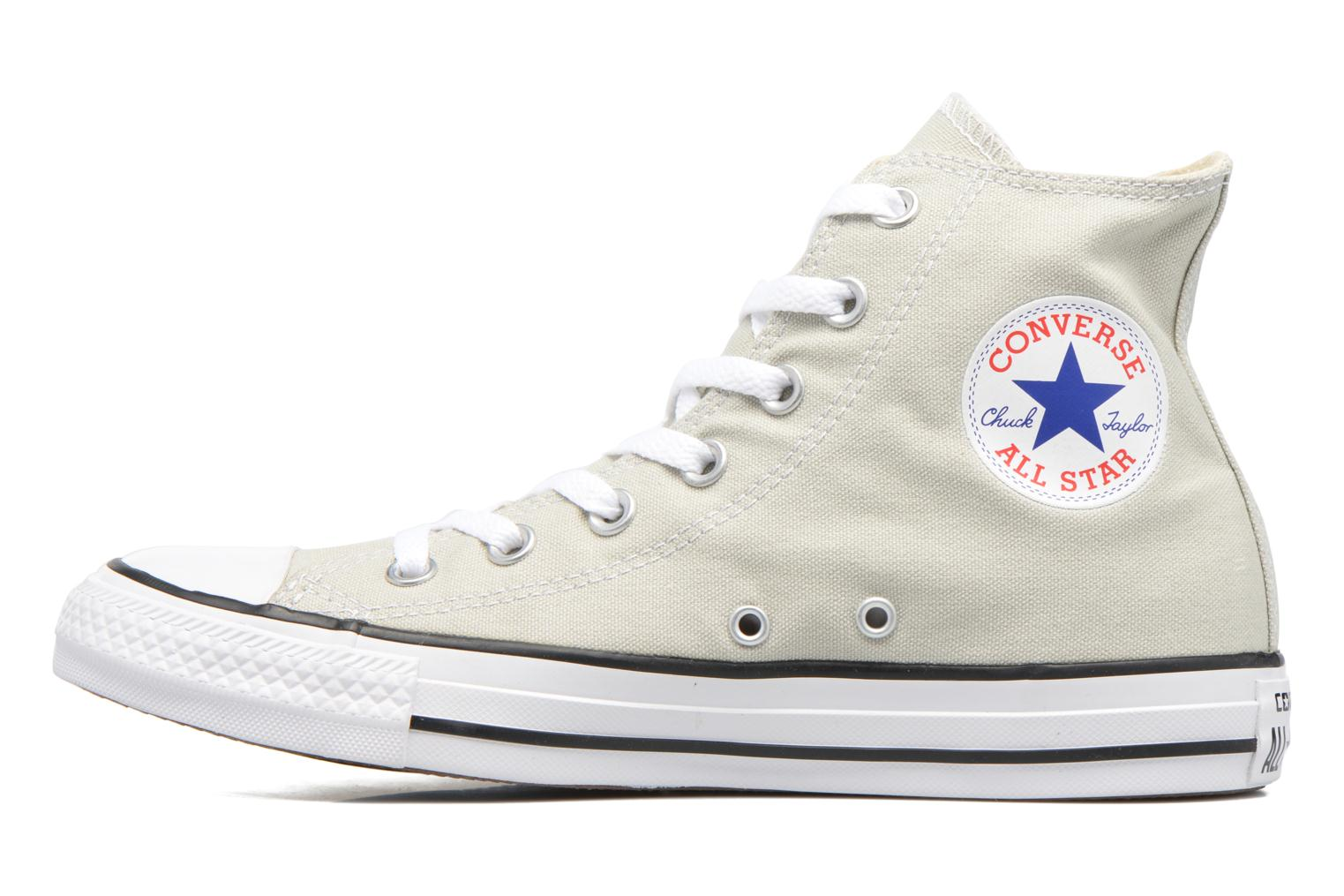 Sneakers Converse Chuck Taylor All Star Hi W Beige se forfra