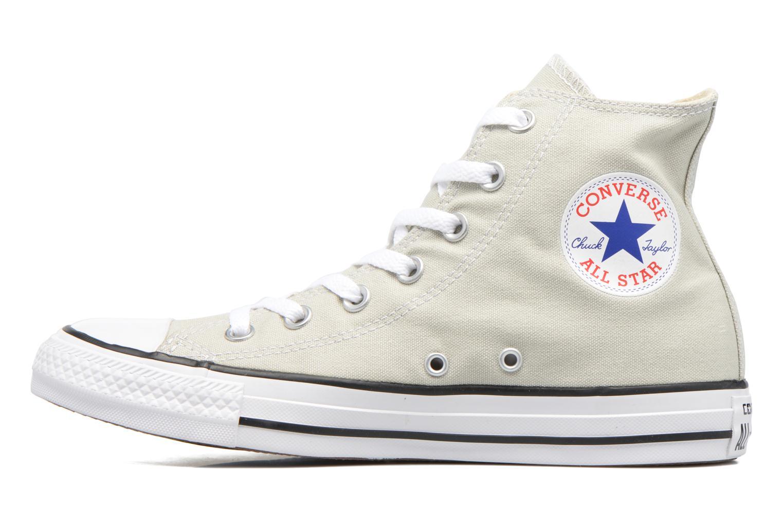 Sneakers Converse Chuck Taylor All Star Hi W Beige bild från framsidan