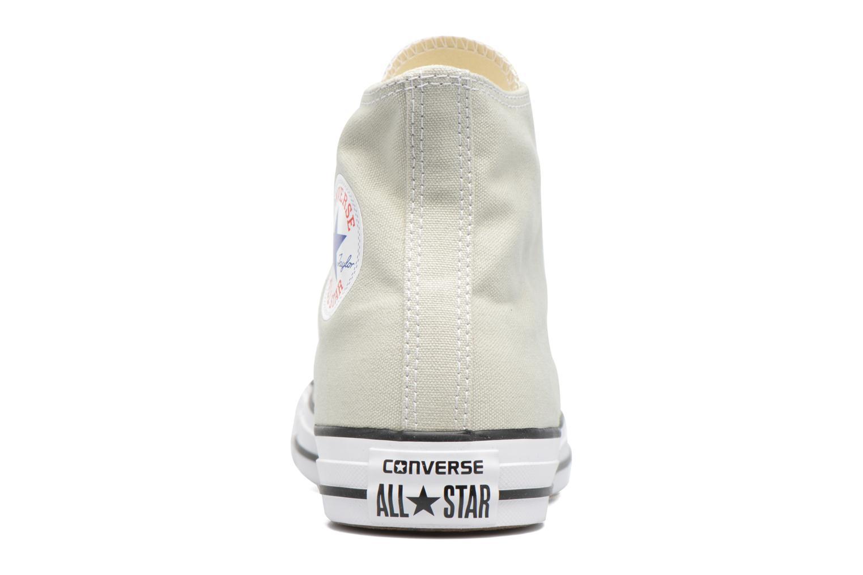 Sneakers Converse Chuck Taylor All Star Hi W Beige Bild från höger sidan