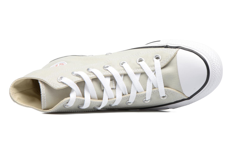 Sneakers Converse Chuck Taylor All Star Hi W Beige se fra venstre