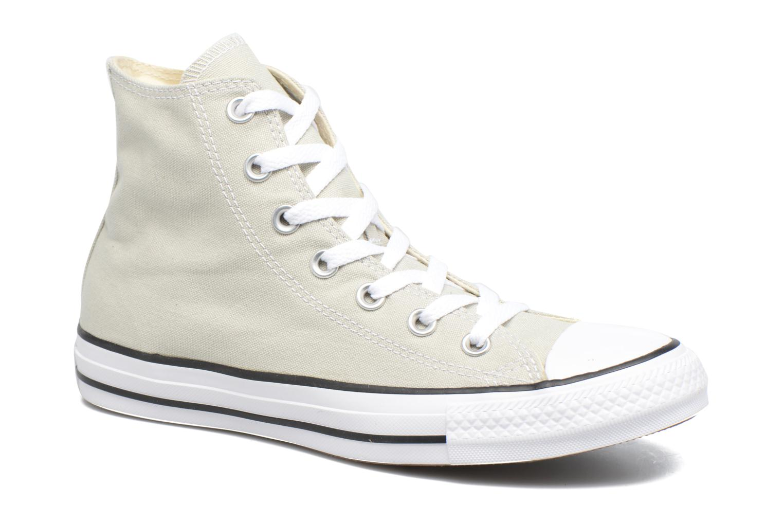 Sneakers Converse Chuck Taylor All Star Hi W Beige detaljeret billede af skoene