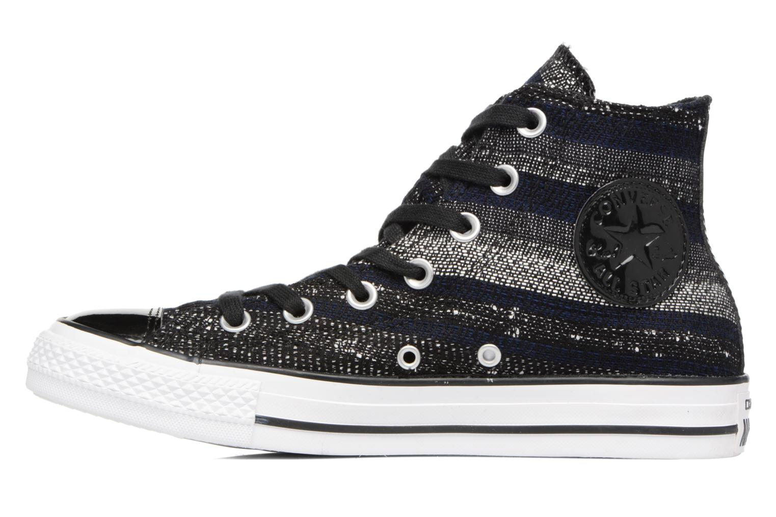 Sneakers Converse Chuck Taylor All Star Hi W Sort se forfra