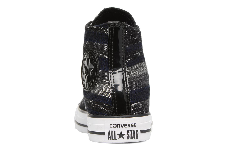 Baskets Converse Chuck Taylor All Star Hi W Noir vue droite