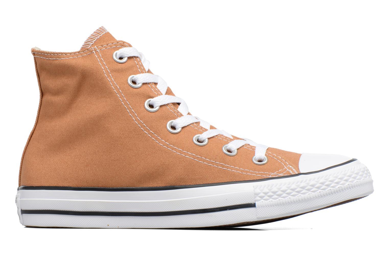 Sneakers Converse Chuck Taylor All Star Hi W Bruin achterkant