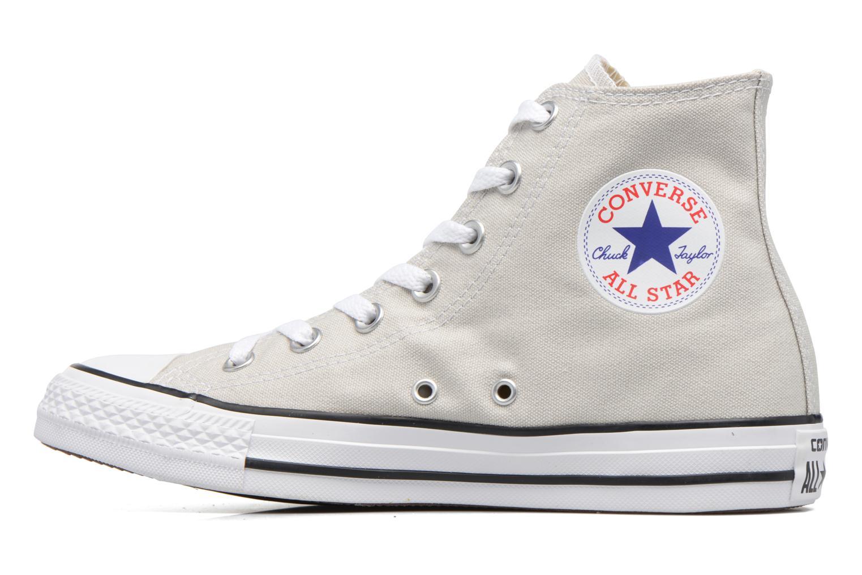 Sneakers Converse Chuck Taylor All Star Hi W Beige voorkant