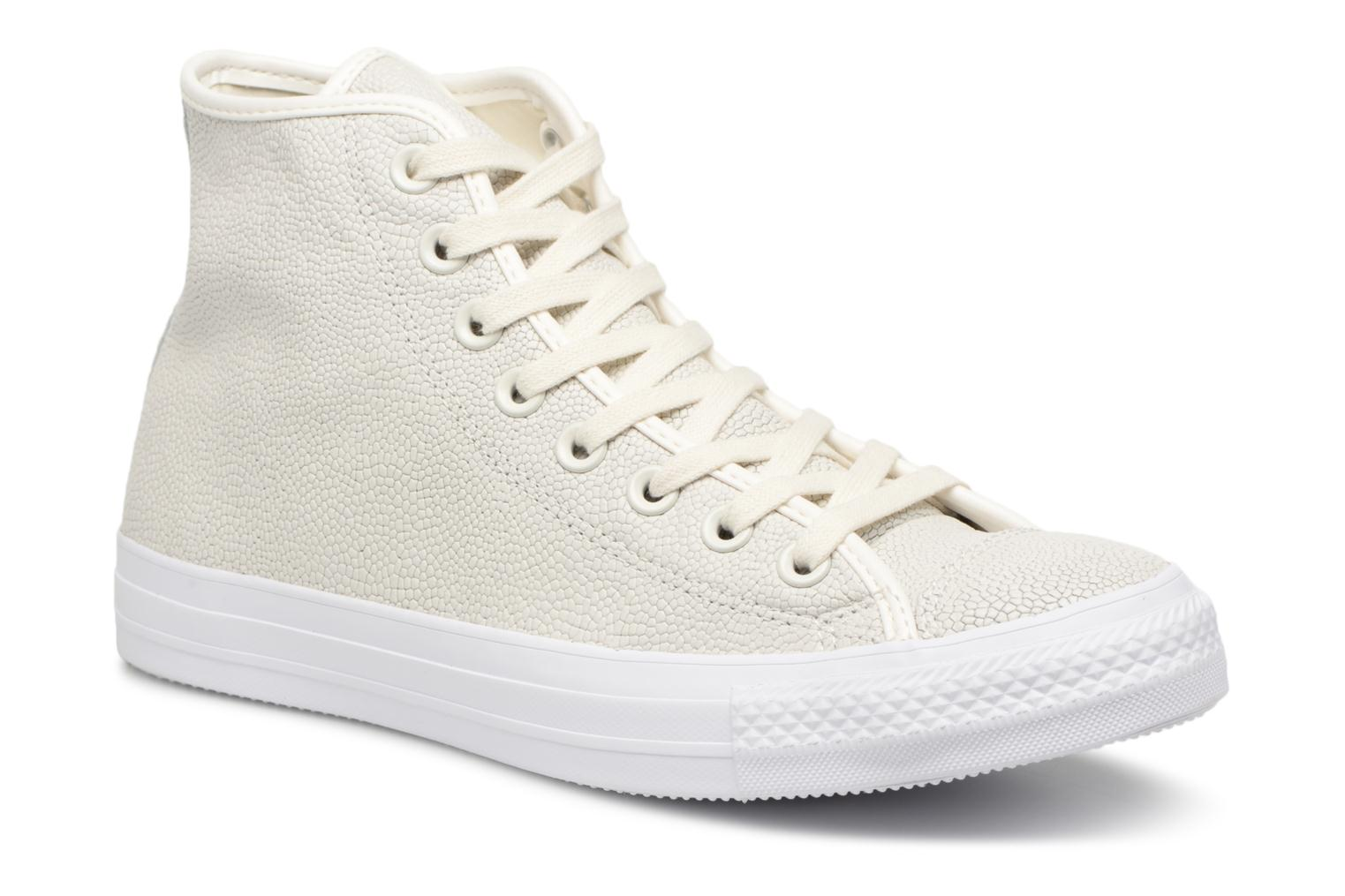new product df366 20119 Baskets Converse Chuck Taylor All Star Hi W Blanc vue détail paire