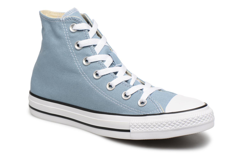 52e7bb51dd086 Converse Chuck Taylor All Star Hi W (Bleu) - Baskets chez Sarenza ...