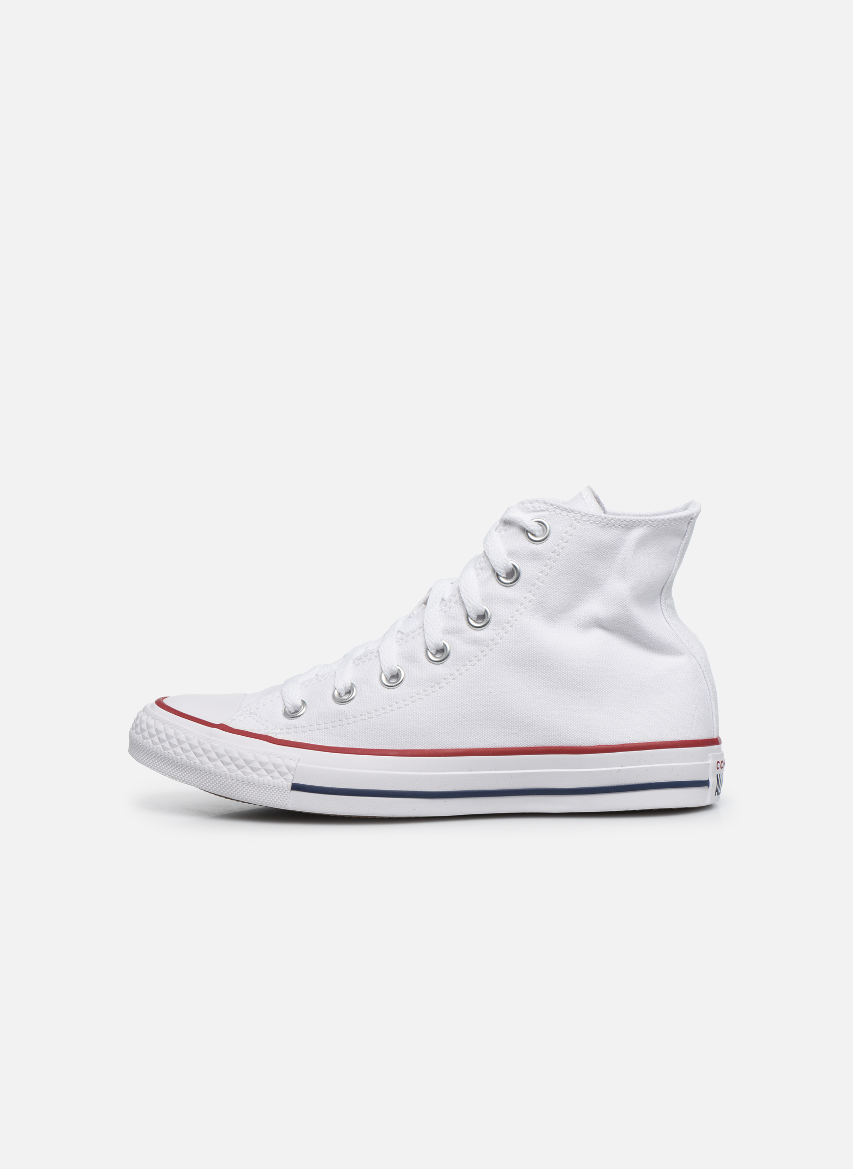 Sneakers Converse Chuck Taylor All Star Hi W Wit voorkant