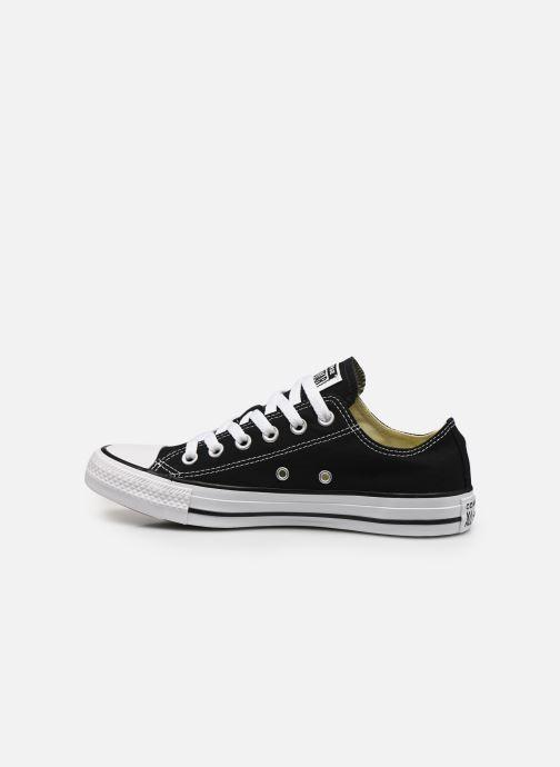 Sneaker Converse Chuck Taylor All Star Ox W schwarz ansicht von vorne