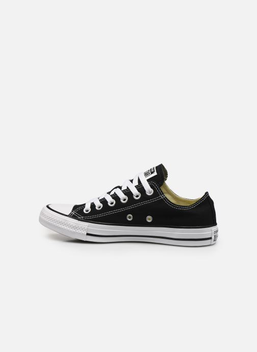 Sneakers Converse Chuck Taylor All Star Ox W Nero immagine frontale