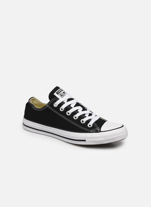 Trainers Converse Chuck Taylor All Star Ox W Black detailed view/ Pair view