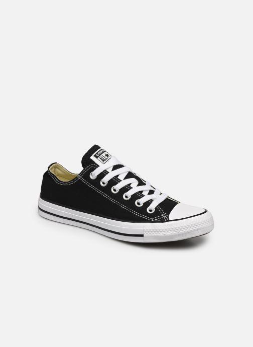 Sneaker Converse Chuck Taylor All Star Ox W schwarz detaillierte ansicht/modell