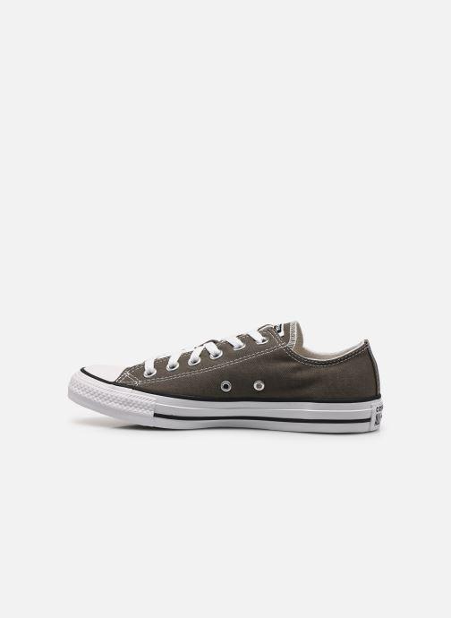 Sneakers Converse Chuck Taylor All Star Ox W Grijs voorkant