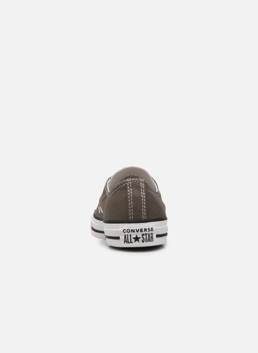 Trainers Converse Chuck Taylor All Star Ox W Grey view from the right