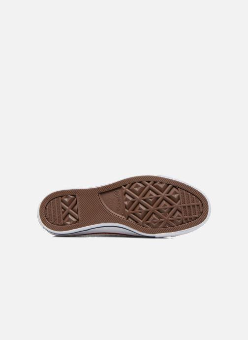 Sneaker Converse Chuck Taylor All Star Ox W weiß ansicht von oben