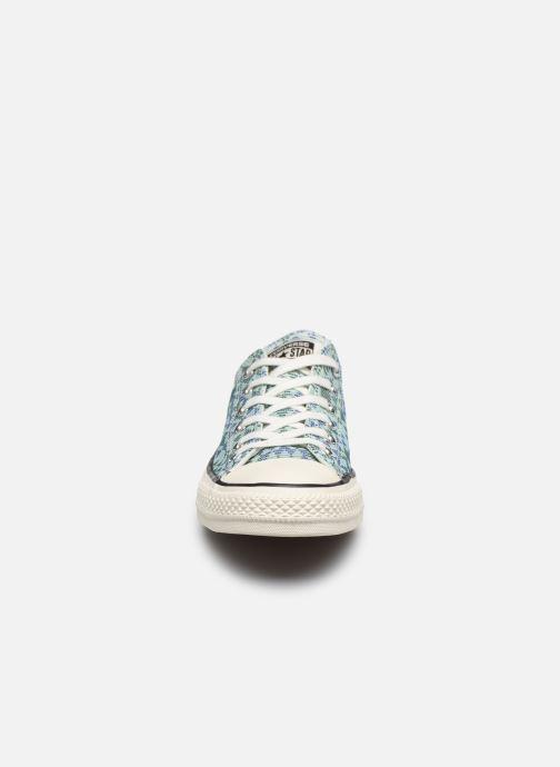 Converse Chuck Taylor All Star Ox Ox Ox W (Azzurro) - scarpe da ginnastica chez   Buona qualità  6e7799