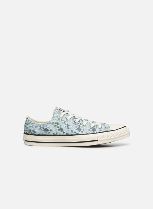 Sneakers Converse Chuck Taylor All Star Ox W Blauw achterkant