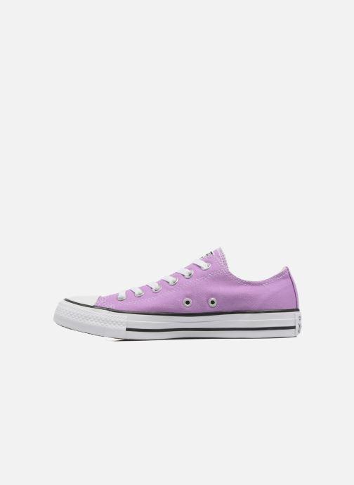 Converse Chuck Taylor All Star Ox W (rosa) (rosa) (rosa) - scarpe da ginnastica chez | Adatto per il colore  9f9291
