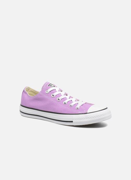 Sneaker Converse Chuck Taylor All Star Ox W lila detaillierte ansicht/modell