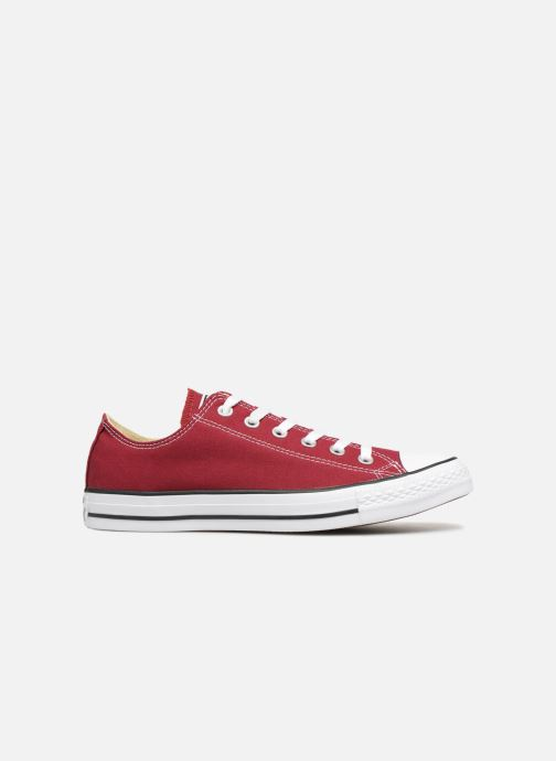 Baskets Converse Chuck Taylor All Star Ox W Bordeaux vue derrière