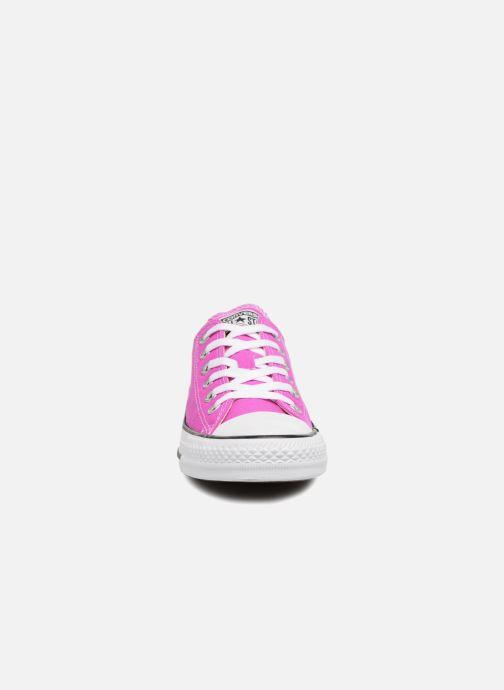 Converse Chuck Taylor All All All Star Ox W (Rosso) - scarpe da ginnastica chez | Eccezionale  75a262