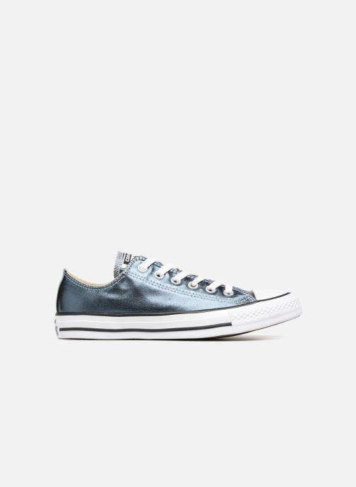 Sneaker Converse Chuck Taylor All Star Ox W grün ansicht von hinten