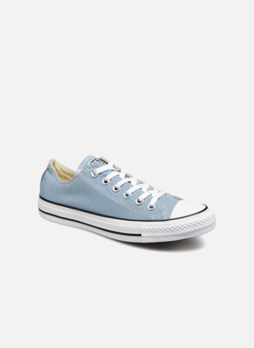 a0ce49927307 Converse Chuck Taylor All Star Ox W (Blue) - Trainers chez Sarenza ...
