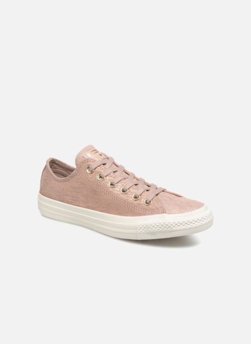 Converse Chuck Taylor All Star Monochrome Canvas Ox W