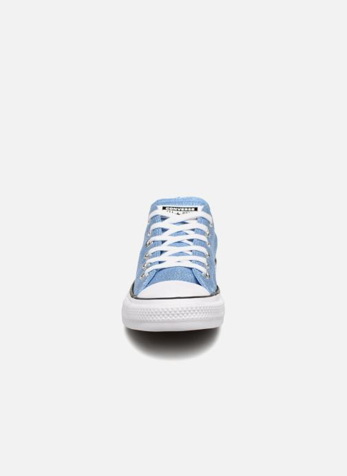 Trainers Converse Chuck Taylor All Star Ox W Blue model view