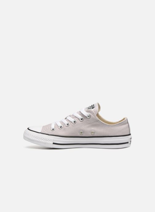 Sneakers Converse Chuck Taylor All Star Ox W Paars voorkant