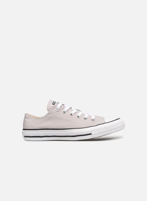 Trainers Converse Chuck Taylor All Star Ox W Purple back view