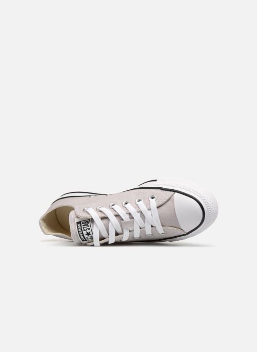Baskets Converse Chuck Taylor All Star Ox W Violet vue gauche