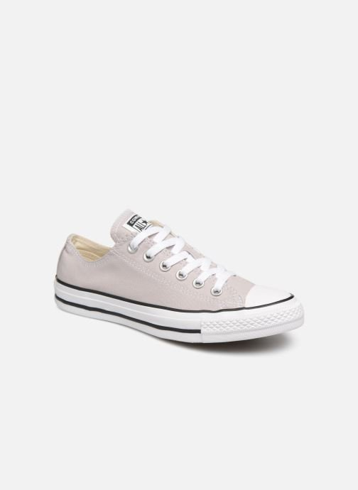 Baskets Converse Chuck Taylor All Star Ox W Violet vue détail/paire