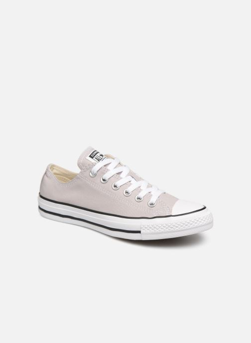 Trainers Converse Chuck Taylor All Star Ox W Purple detailed view/ Pair view