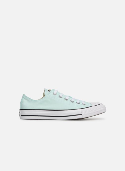 Trainers Converse Chuck Taylor All Star Ox W Blue back view