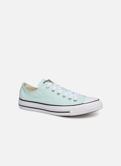 Sneaker Converse Chuck Taylor All Star Ox W blau detaillierte ansicht/modell