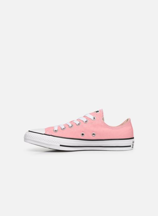 Trainers Converse Chuck Taylor All Star Ox W Pink front view