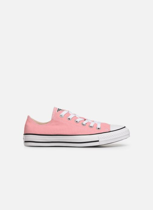 Trainers Converse Chuck Taylor All Star Ox W Pink back view