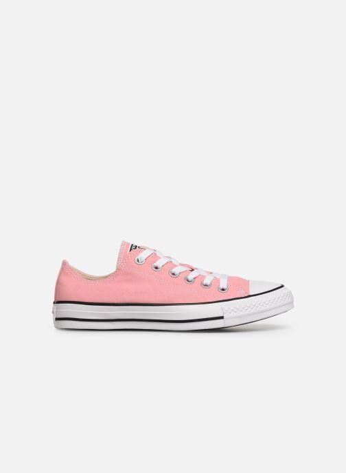 Sneaker Converse Chuck Taylor All Star Ox W rosa ansicht von hinten