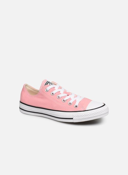 Converse Chuck Taylor All Star Ox W (Rose) - Baskets chez