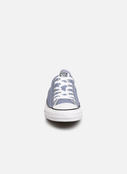 Sneakers Converse Chuck Taylor All Star Ox W Blå se skoene på