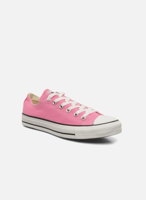48176358a8be Converse Chuck Taylor All Star Ox W (Rose) - Baskets chez Sarenza ...