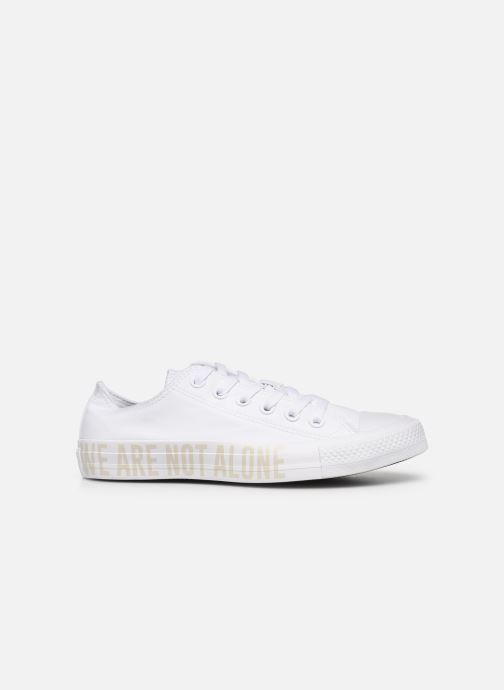 Sneakers Converse Chuck Taylor All Star Ox W Hvid se bagfra