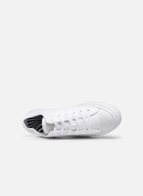 Sneakers Converse Chuck Taylor All Star Ox W Hvid se fra venstre