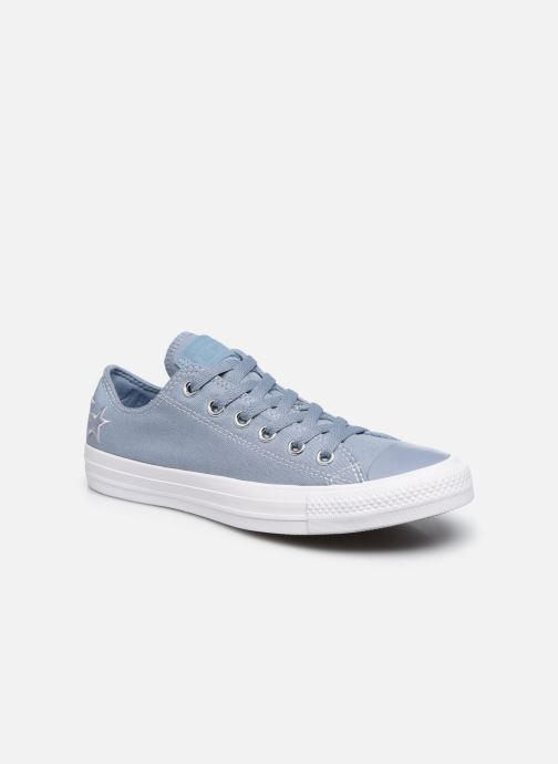 Converse Chuck Taylor All Star Ox W (gris) - Deportivas Chez