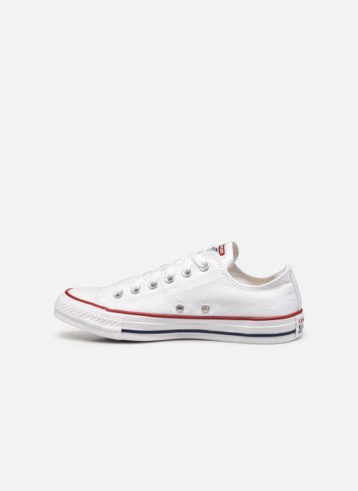Sneakers Converse Chuck Taylor All Star Ox W Vit bild från framsidan