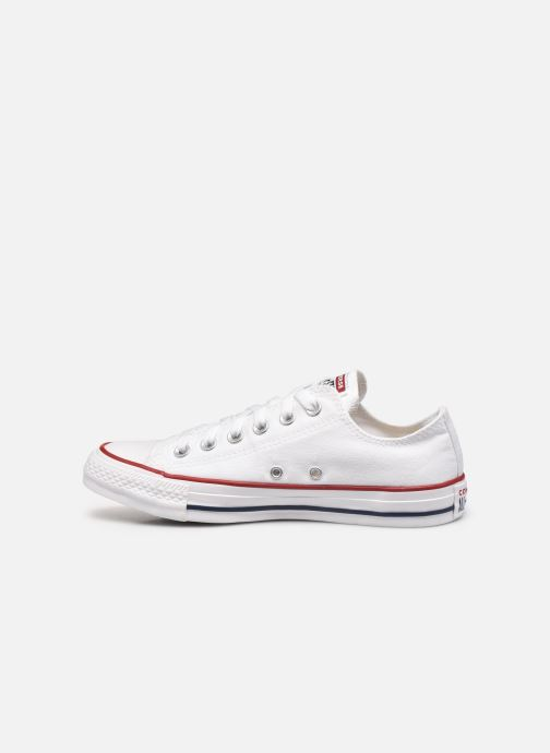 Sneakers Converse Chuck Taylor All Star Ox W Wit voorkant