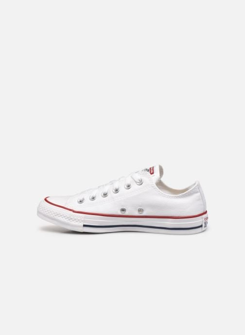 Sneakers Converse Chuck Taylor All Star Ox W Bianco immagine frontale
