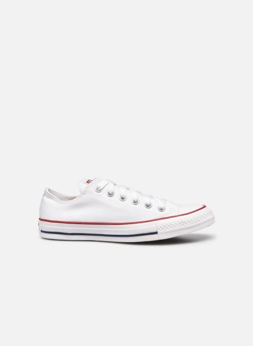 Sneakers Converse Chuck Taylor All Star Ox W Wit achterkant